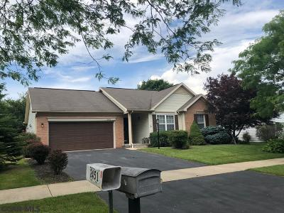 Centre County Single Family Home For Sale: 2451 Park Center Boulevard