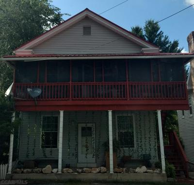 Single Family Home For Sale: 1365 Greenwood Road