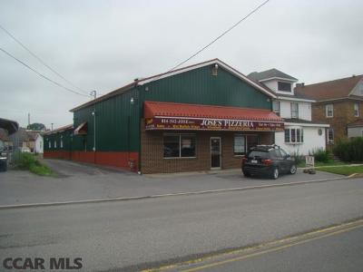 Centre County Commercial For Sale: 419 Centre Street N