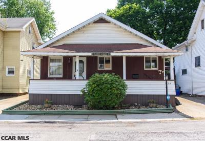 Philipsburg Single Family Home For Sale: 225 N 11th Street