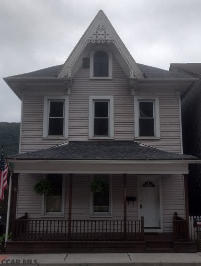 Single Family Home For Sale: 622 Washington Avenue