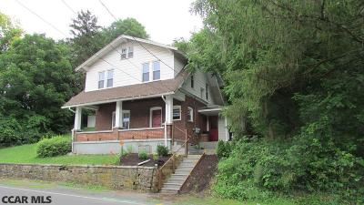 Bellefonte Single Family Home For Sale: 906 Water Street W