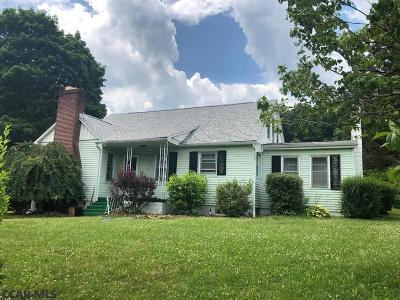 Mifflin County Single Family Home For Sale: 8107 S Us Highway 522 S