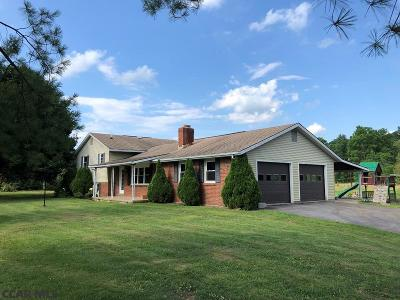Single Family Home For Sale: 290 Kline Road