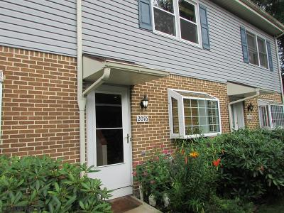 Boalsburg, State College Condo/Townhouse For Sale: 2076 Mary Ellen Lane
