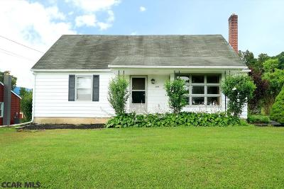 Bellefonte Single Family Home For Sale: 208 Cove Street