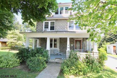Bellefonte Single Family Home For Sale: 709 Howard Street E