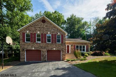 State College Single Family Home For Sale: 660 Stoneledge Road
