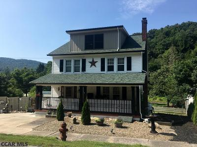 Single Family Home For Sale: 301 Allegheny Street