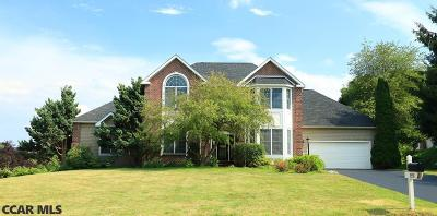 Centre County Single Family Home Active W/Contingencies: 2358 Corinna Court