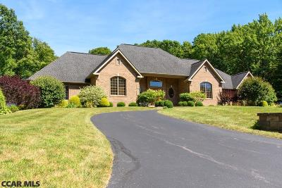 Centre County Single Family Home For Sale: 205 Brentwood Drive