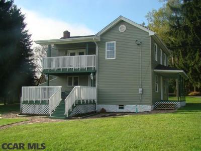 Single Family Home For Sale: 248 Eureka Street
