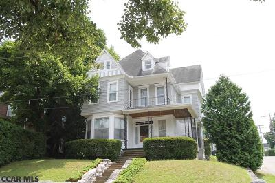 Bellefonte Single Family Home For Sale: 306 Linn Street E