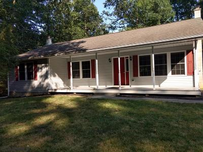 Single Family Home For Sale: 120 Hemlock Drive