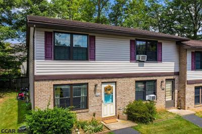 State College Condo/Townhouse For Sale: 914 Galen Drive