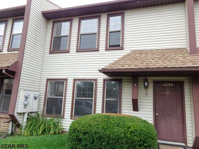 State College Condo/Townhouse For Sale: 1755 Blue Course Drive