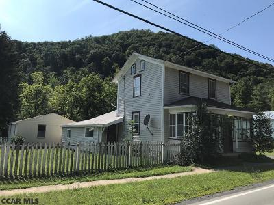 Single Family Home For Sale: 186 North Street