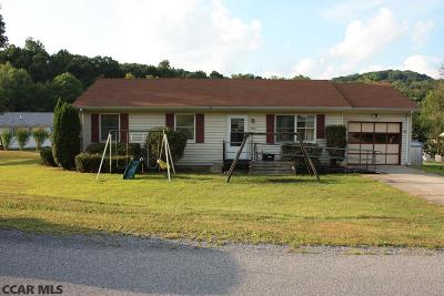 Single Family Home For Sale: 1317 Spring Run Drive