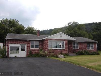 Single Family Home For Sale: 7975 Nittany Valley Drive