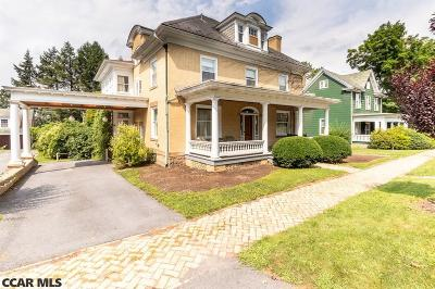Centre County Single Family Home For Sale: 213 Centre Street S