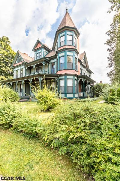 Centre County Single Family Home For Sale: 336 Centre Street S