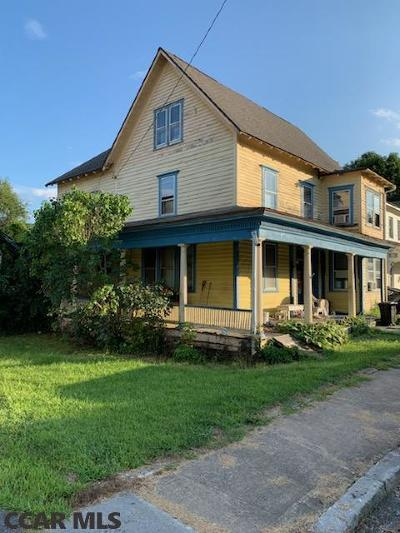 Single Family Home Active W/Contingencies: 143 E Main Street