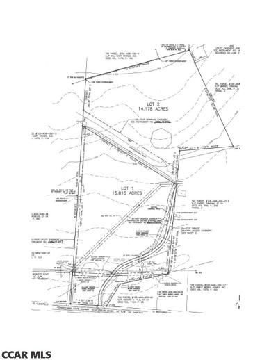 Commercial For Sale: Lot #1 Clearfield Woodland Highway