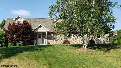 Single Family Home For Sale: 17 Scenic View Drive