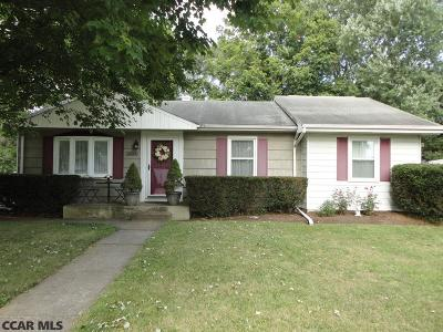 State College Single Family Home For Sale: 1238 Houserville Road