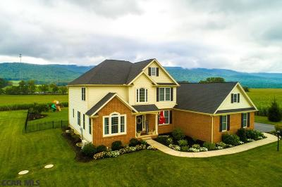 Centre County Single Family Home For Sale: 6906 Whitehall Road W