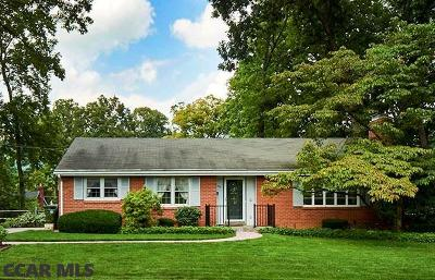 Bellefonte Single Family Home For Sale: 923 Woodland Drive