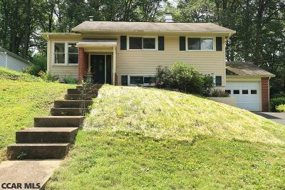 State College Single Family Home For Sale: 2042 Fairwood Lane