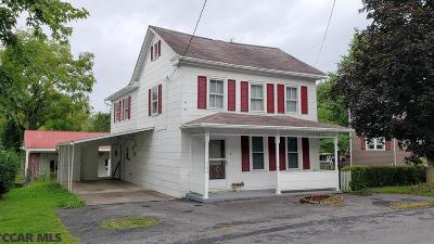 Single Family Home For Sale: 8 Foster Street