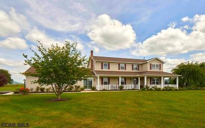 Centre County Single Family Home For Sale: 151 Summit Drive