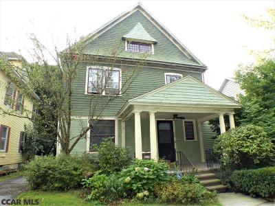 Bellefonte Single Family Home For Sale: 176 Curtin Street E
