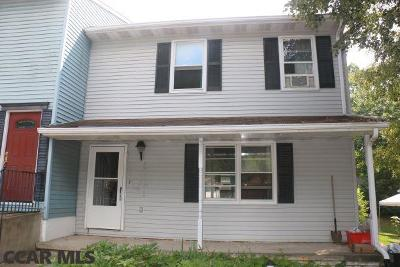 State College PA Condo/Townhouse For Sale: $178,000