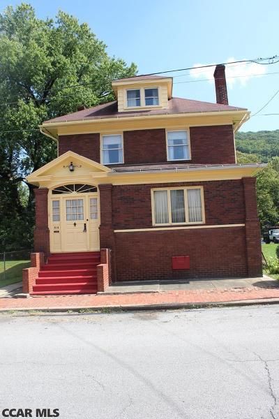 Single Family Home For Sale: 814 Park Avenue