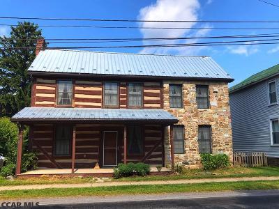 Mifflin County Single Family Home For Sale: 144 Main Street E