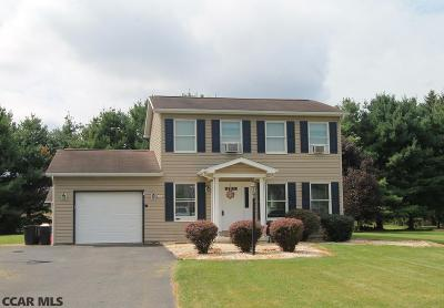 Bellefonte Single Family Home For Sale: 105 Deer Run Court