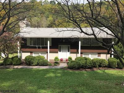 Centre County Single Family Home For Sale: 195 Lucas Road