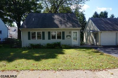 Single Family Home For Sale: 1184 Oneida Street