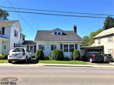 Philipsburg Single Family Home For Sale: 517 N 9th Street
