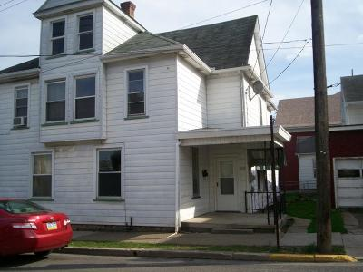 Lewistown Single Family Home For Sale: 209 South Pine Street