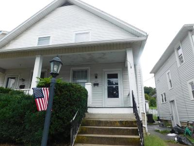 Lewistown Single Family Home For Sale: 363 West Fifth Street