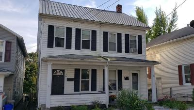 Lewistown Single Family Home For Sale: 18 Woods Lane