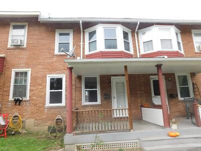 Lewistown Single Family Home For Sale: 132 Delaware Avenue