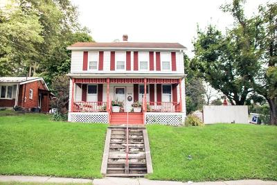 Mifflin County Single Family Home For Sale: 602 East Walnut St