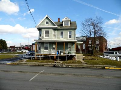 Lewistown Multi Family Home For Sale: 517 South Main Street