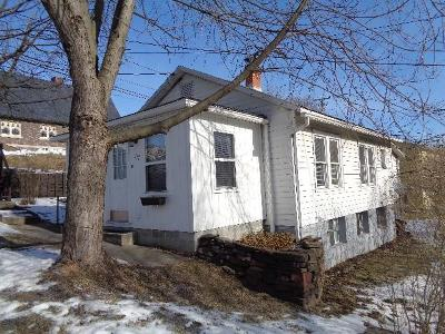 Reedsville Single Family Home For Sale: 117 Church Street
