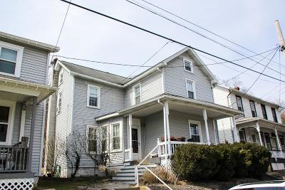 Yeagertown Single Family Home For Sale: 236 N Main St
